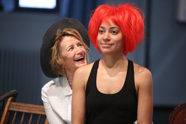 Janet McTeer and Cush Jumbo