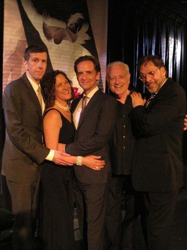 Robert Stanton, Karen Ziemba, Malcolm Gets, Ed Dixon nad David Staller