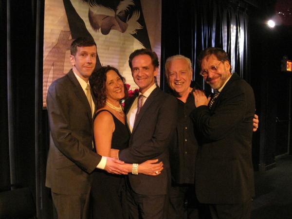 Robert Stanton, Karen Ziemba, Malcolm Gets, Ed Dixon and David Staller