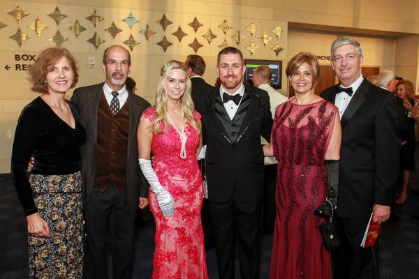 Donna Owen and Mark Owen, Thomas Belsha and Jerissa Belsha, Virginia Walker and Arden Walker