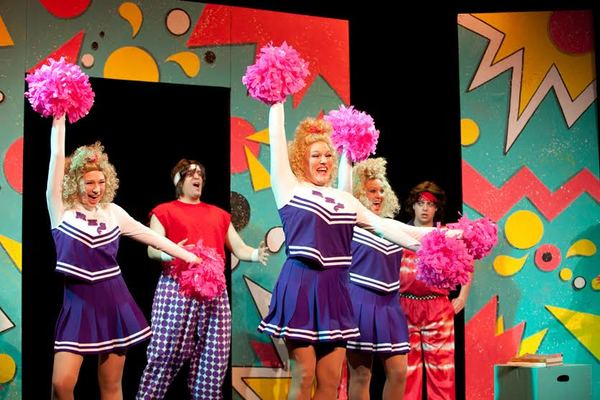 Photo Flash: First Look at Pantochino Productions' FAST TIMES AT MERMAID HIGH