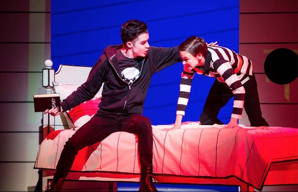 Photo Flash: First Look at Broadway Hopeful DIARY OF A WIMPY KID