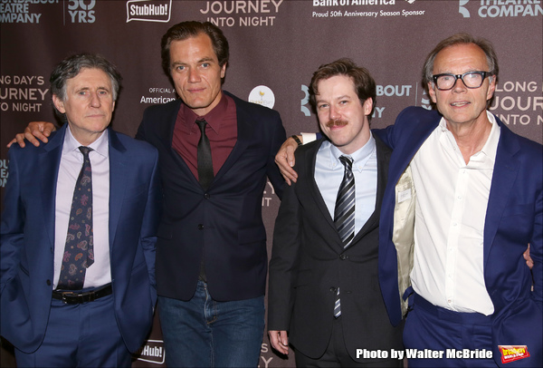 Gabriel Byrne, Michael Shannon, John Gallagher Jr. and Jonathan Kent