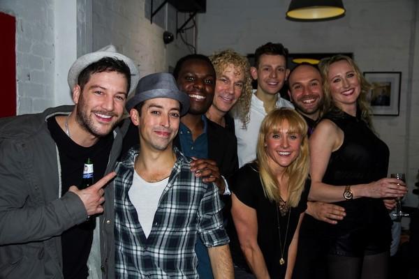 David Bryan & Cast