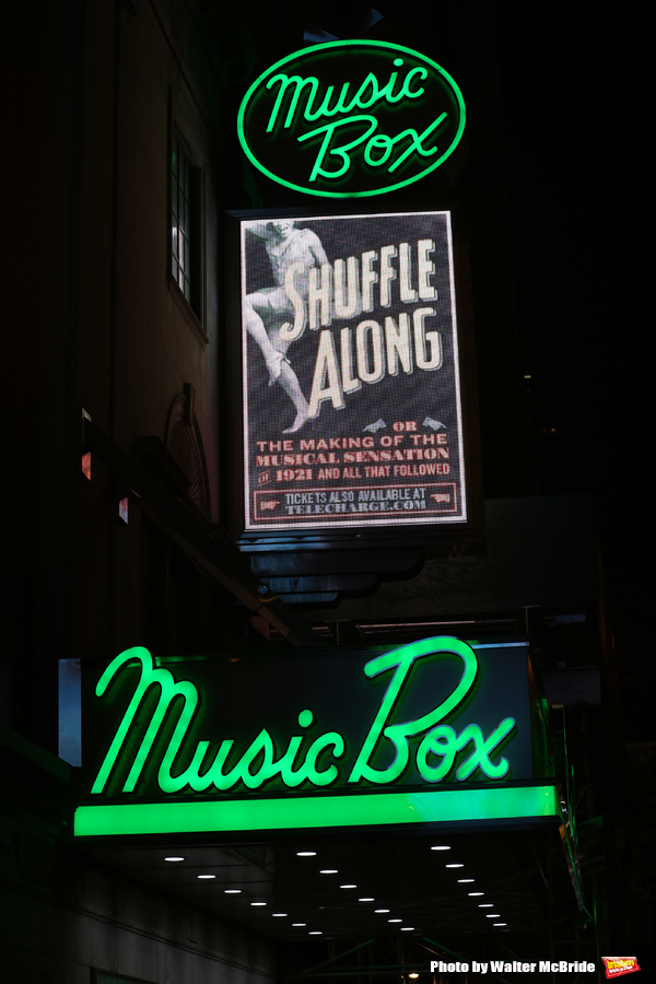 Shuffle Along Or The Making of the Musical Sensation of 1921 and All That Followed