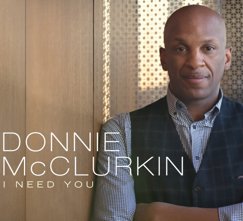 Donnie Mcclurkin S Children: Gospel Superstar Donnie McClurkin's New Single 'I Need You