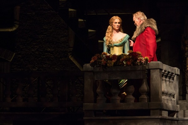 Kevin McGuire and Samantha Bruce