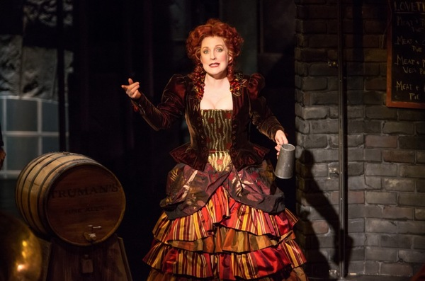 Photo Flash: First Look at Kevin McGuire, Linda Mugleston, Robert Petkoff and More in DCPA's SWEENEY TODD