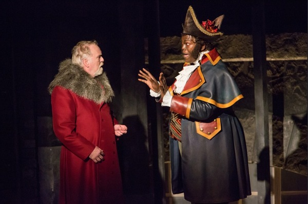 Kevin McGuire and Dwelvan David