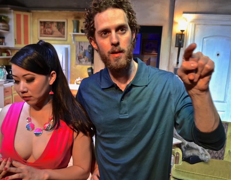 BWW Review: Coachella Valley Repertory Scores Another Coup with its Production of 4000 MILES