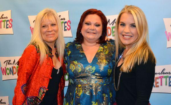 Ilene Kristen, Kathy Brier and Kristen Alderson Photo