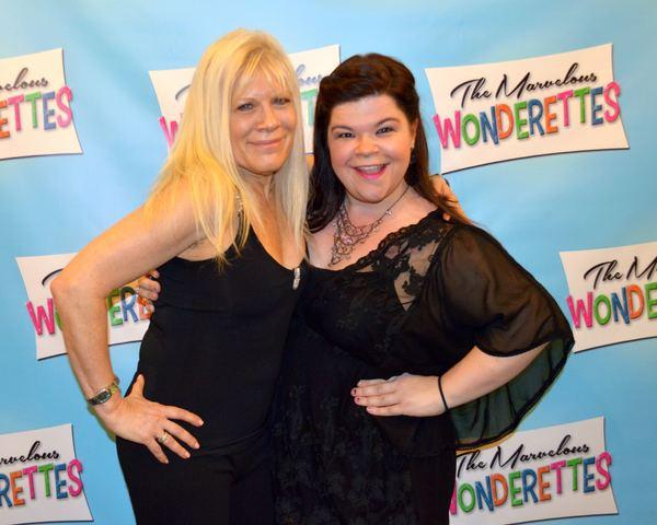 Ilene Kristen and Marissa Rosen