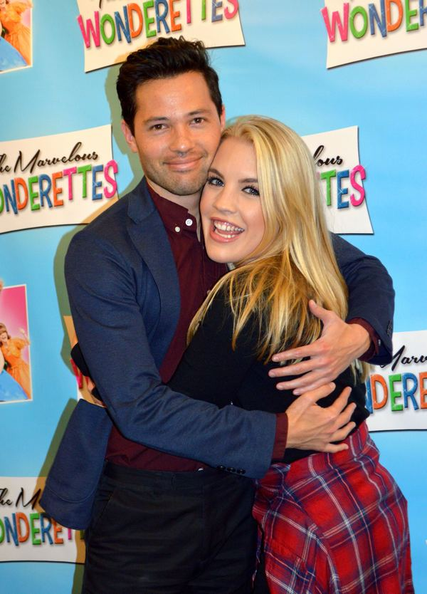 Jason Tam and Kristen Alderson