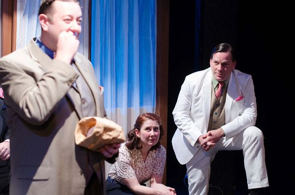 Photo Flash: First Look at Strawdog Theatre's ONCE IN A LIFETIME
