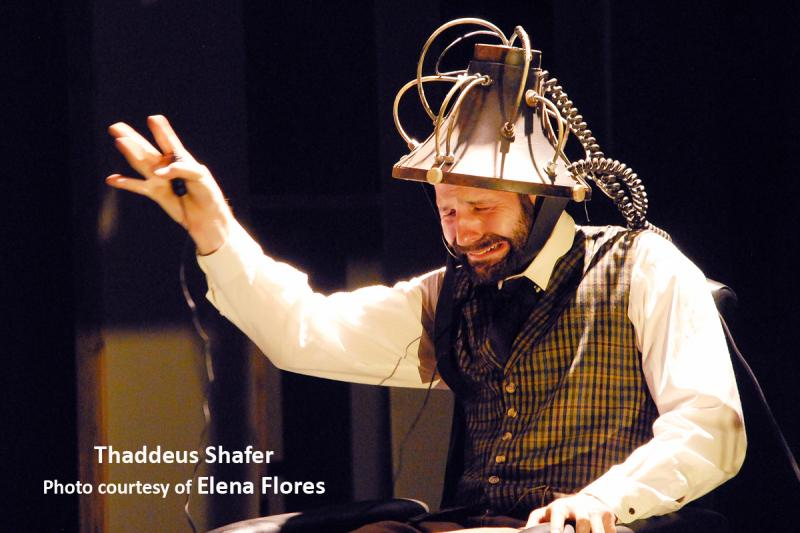 BWW Review: LUNATICS & ACTORS Captivates & Mesmerizes in All Its Sober Absurdity