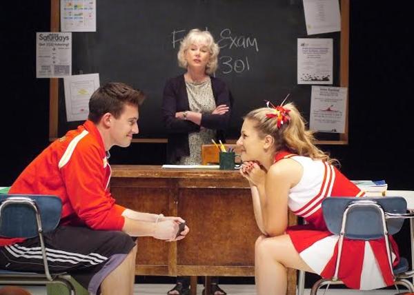 Photo Flash: First Look at SEX AND EDUCATION at The Laguna Playhouse