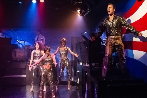 Erica Hanrahan-Ball, Shanta' Marie Robinson, Chelsea Martin and Andrew Bongiorno Photo
