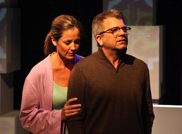 Laurie Okin and Chet Grissom