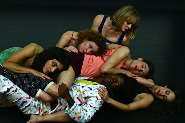 Courtney Munch, Jessica Carlsen, Alina Bolshakova, Joanna Bateman, Syd Mason, Laura Covelli