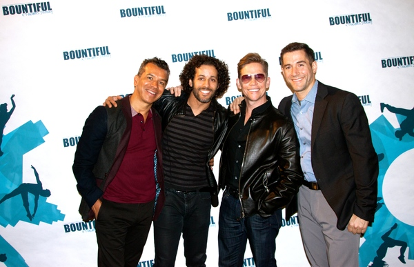 Sergio Trujillo, Luis Salgado Jack Noseworthy, Matthew Steffens Photo