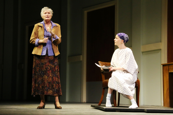 Photo Flash: Inside Look at NC Theatre's WIT Starring Kate Goehring and Daisy Eagan