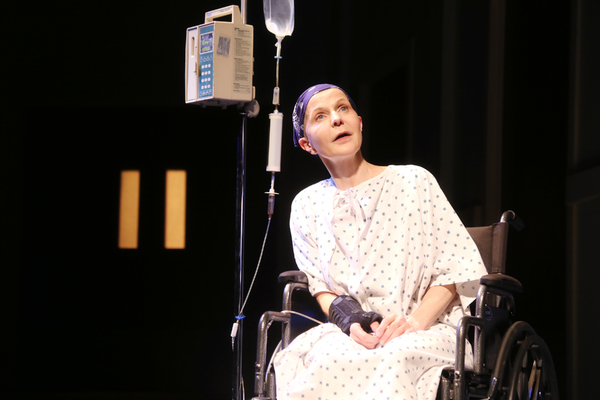 Photos: Inside Look at NC Theatre's WIT Starring Kate Goehring and Daisy Eagan