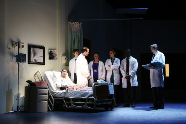 Kate Goehring, Logan James Hall, Dirk Lumbard, and Cast