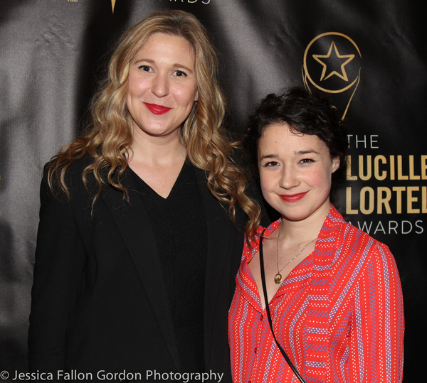 Cassie Beck and Sarah Steele