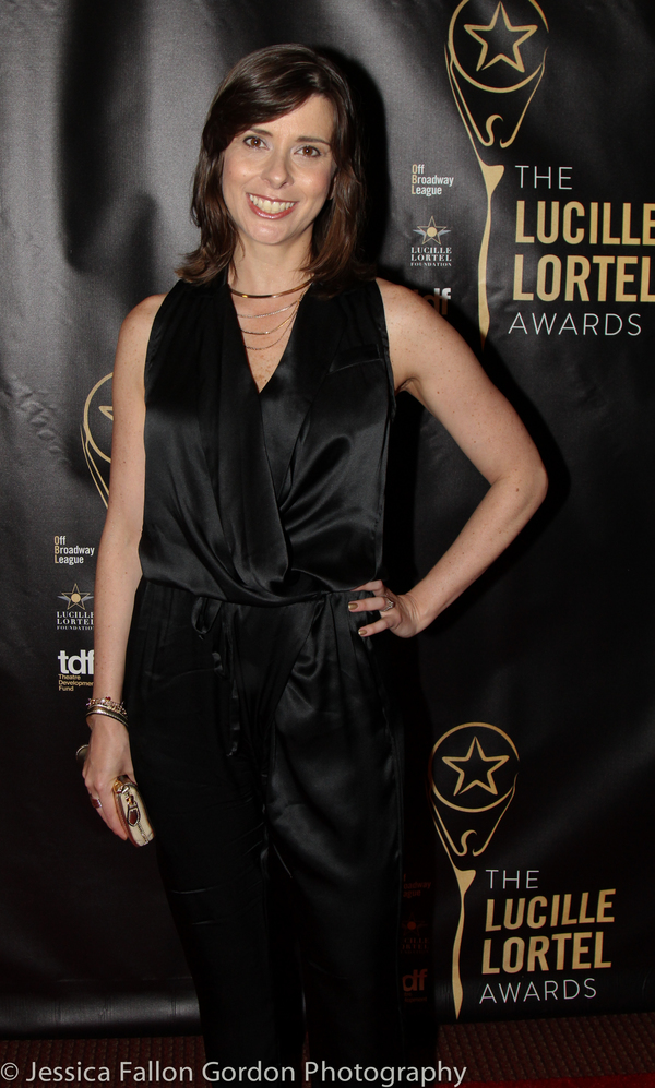 Photo Coverage: Off Broadway Unites on the Lucille Lortel Awards Red Carpet!