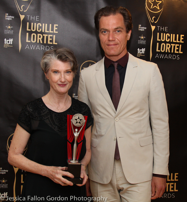 Annette O'Toole and Michael Shannon