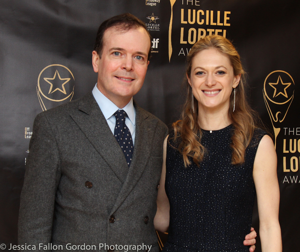 Jefferson Mays and Marin Ireland