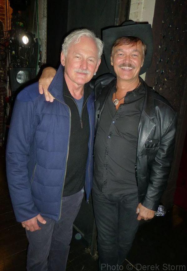 Victor Garber & Randy Jones