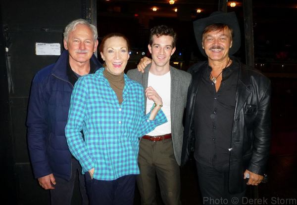 Victor Garber, Dee Hoty, A.J. Shively and Randy Jones
