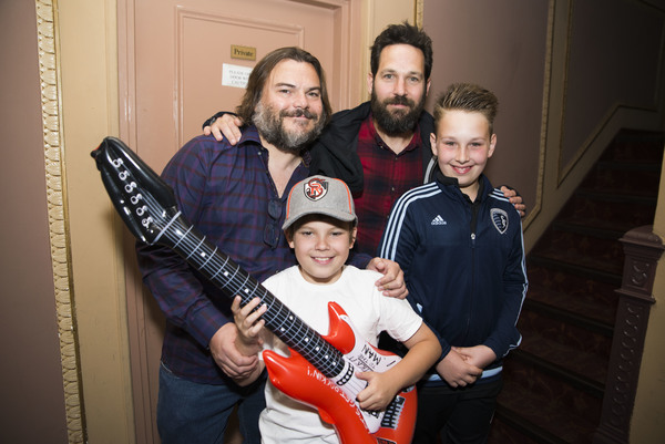 Paul Rudd, Jack Black & Company
