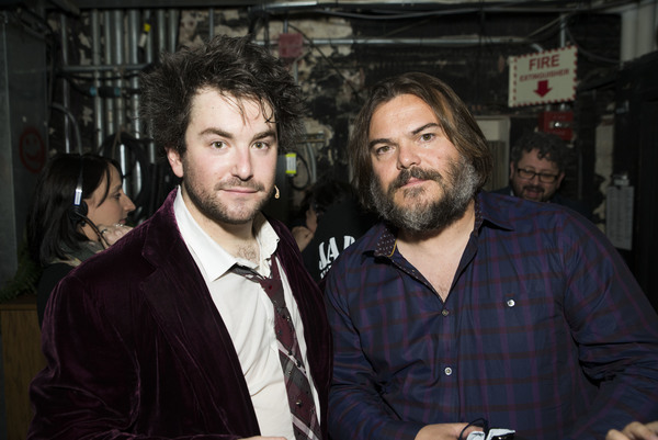 Jack Black & Alex Brightman Photo