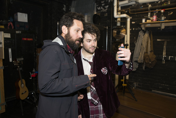 Paul Rudd & Alex Brightman