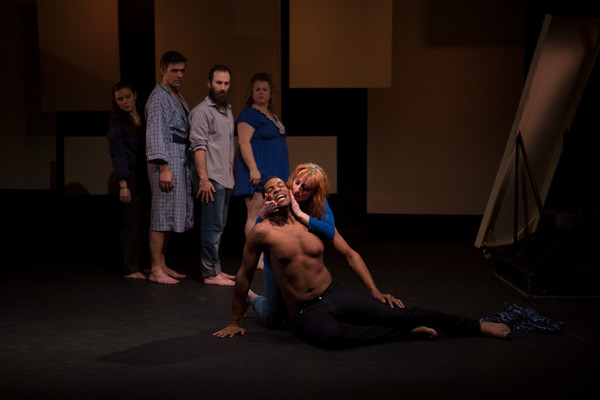 Photo Flash: First Look at Blessed Unrest's BODY: ANATOMIES OF BEING