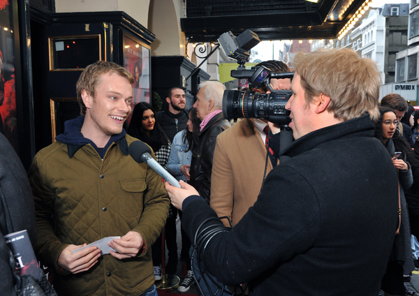 Photo Flash: First Look at Press Night of Duke of York's Theatre's DOCTOR FAUSTUS
