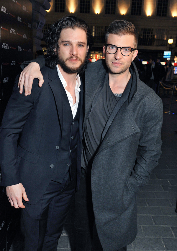 Kit Harrington & Jamie Lloyd