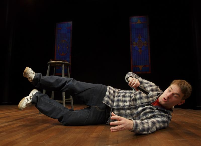 BWW Interview: Best Solo Show Nominee MIKE BIRBIGLIA