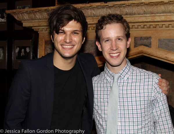 Alex Boniello and Alex Wyse