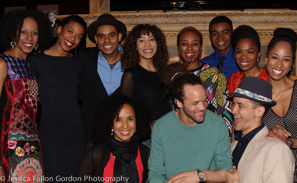Savion Glover and from Shuffle Along