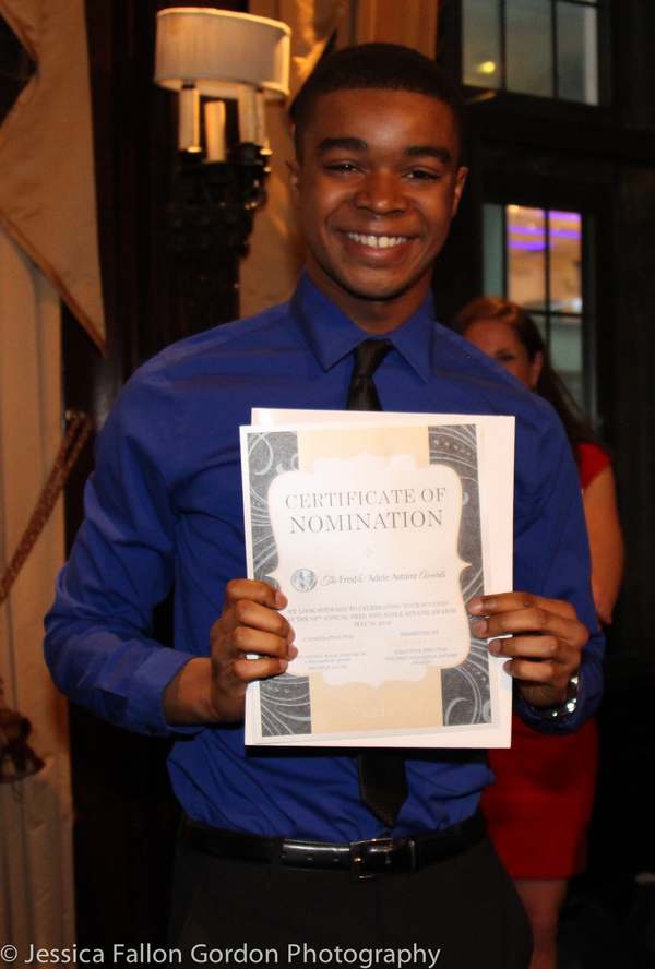 Photo Coverage: Inside the 2016 Fred and Adele Astaire Award Nominations!