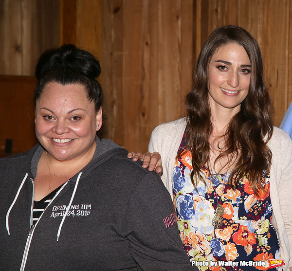 Keala Settle and Sara Bareilles