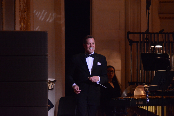 Photo Coverage: Lea Salonga, Norm Lewis & Many More Honor Legendary Boublil & Schonberg at New York Pops Gala