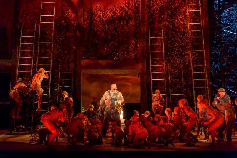 BWW Review: THE RHINEGOLD Magically Opens WNO's The Ring Cycle