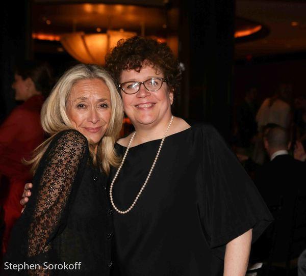 Eda Sorokoff & Judith Clurman