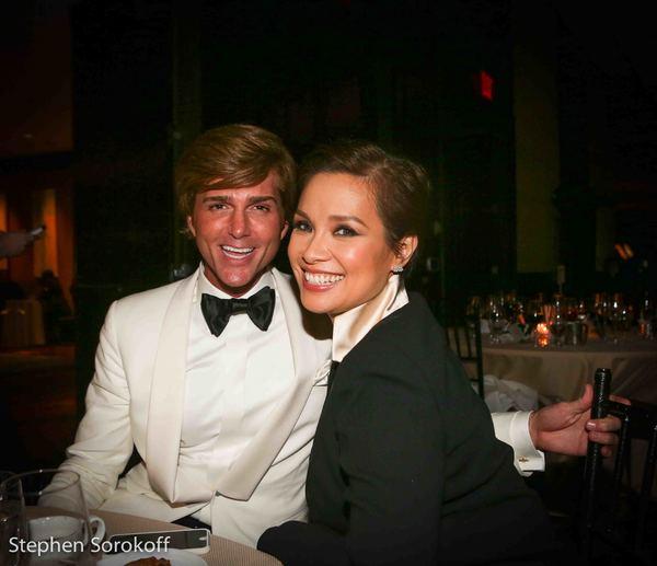 Eric Gabbard & Lea Salonga