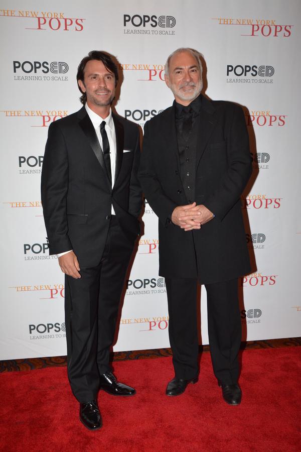 Eric Kunze and Robert Marien