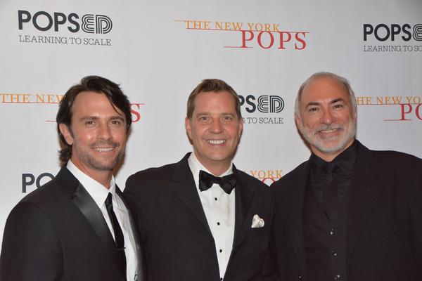 Eric Kunze, Steven Reineke and Robert Marien
